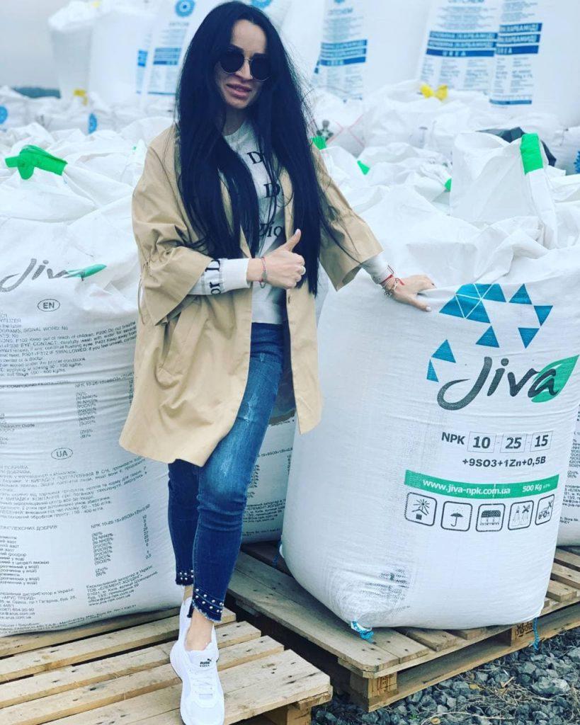 Купить удобрение Jiva